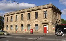 Otley, Royal Mail sorting office, West Yorkshire © Humphrey Bolton
