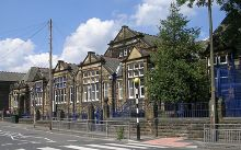 Gildersome, Morley Victoria Primary School, West Yorkshire © Betty Longbottom